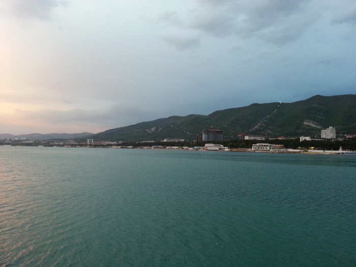 Блог им. EnduroKotuk: Треил-райд тур по Черноморскому побережью.