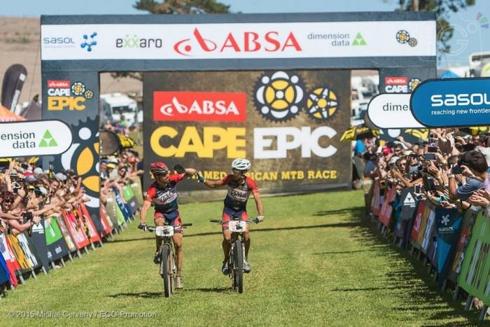 Блог компании Trade Star: Марафон Cape Epic 2015 глазами Silverback