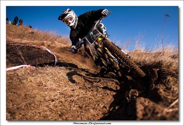 Danger! Bikes!: Лекция по экстремальной фотографии от Юрия Блажко aka Norcoman