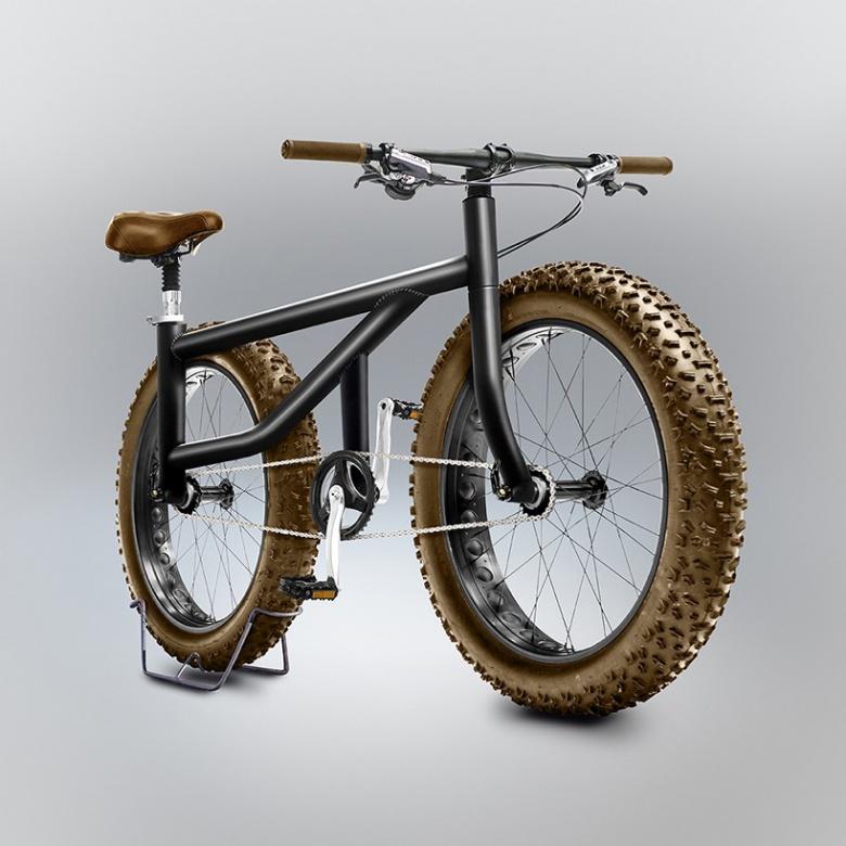 Блог им. vk_60491756: Как выглядели бы нарисованные велосипеды в реальности.