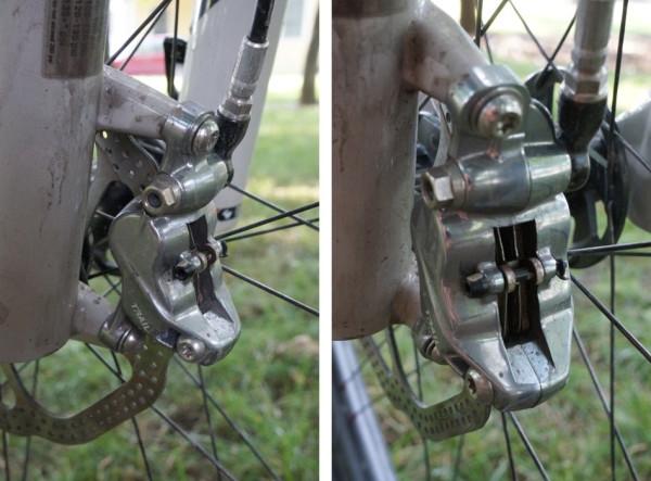 Велоиндустрия: BIKERUMOR - Долгосрочный тест: тормоза AVID X0 TRAIL
