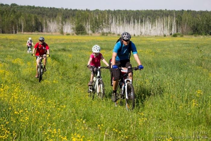 МТБ в Беларуси: Фоторассказ о марафоне Налибоки-2014.