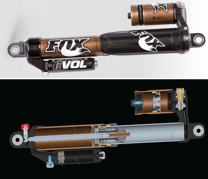 Новое железо: Помечтаем: технология Fox Float EVOL в велоамортизаторах?