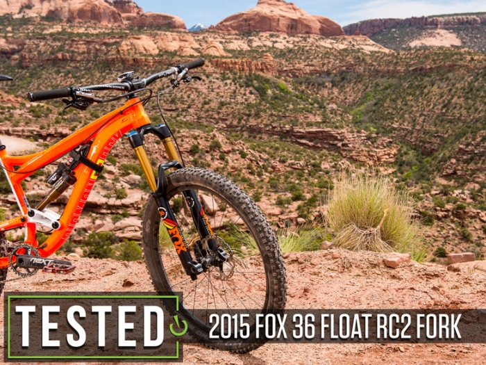 Новое железо: Катаем новую Фоксу: тест вилки 2015 FOX 36 FLOAT RC2 FIT