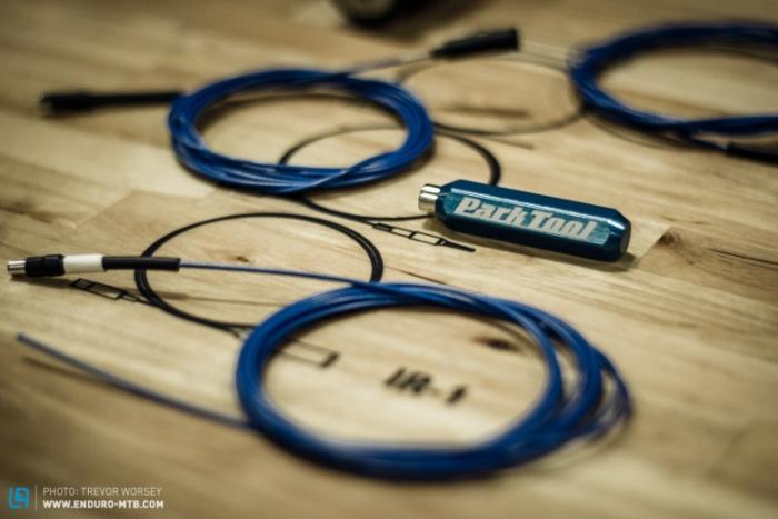 Новое железо: Забота о ваших нервах: инструмент для внутренней проводки от ParkTool.
