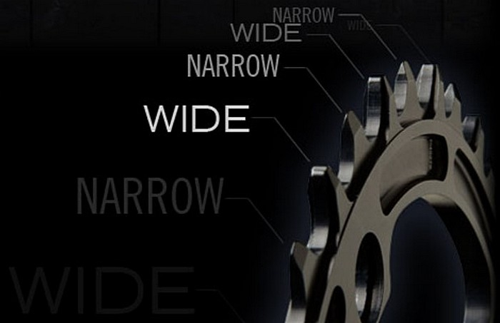Велоиндустрия: Narrow  Wide… цепь?