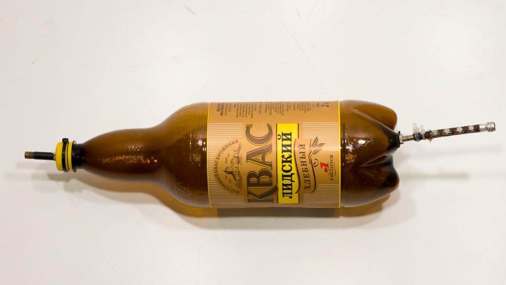 Пятничное: Какая пятница без бутылки? Самопальный ресивер за 100 рублей против насоса за 85 евро.