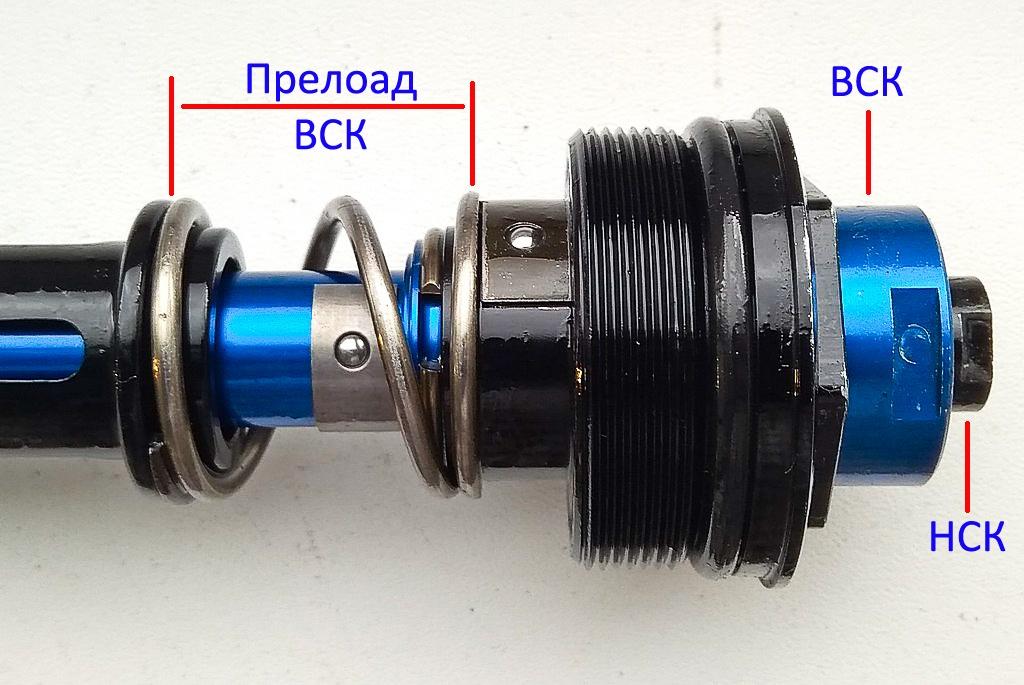 Блог им. pashevich: Техничка: RockShox Boxxer R2C2 WC  и все его 5 крутилок