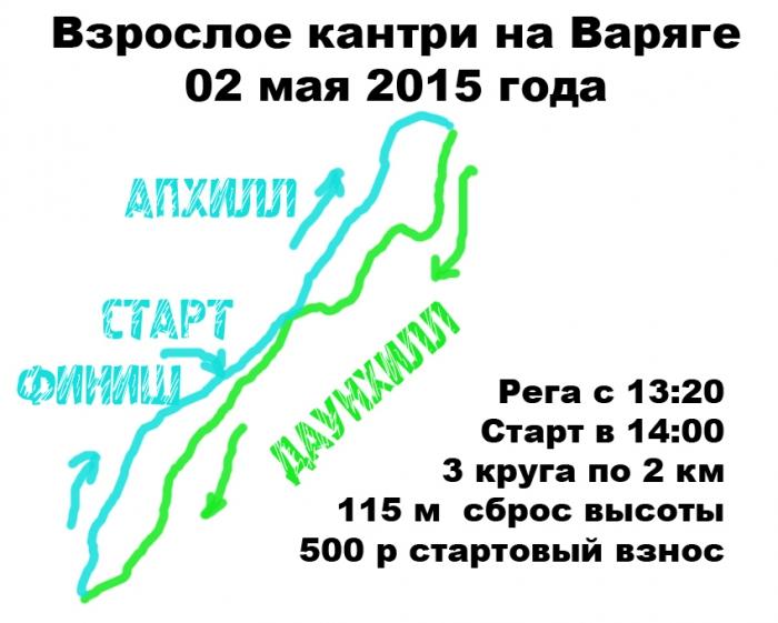 Блог им. DEN1S: 02.05.2015. Взрослое кантри на Варяге (Владивосток)