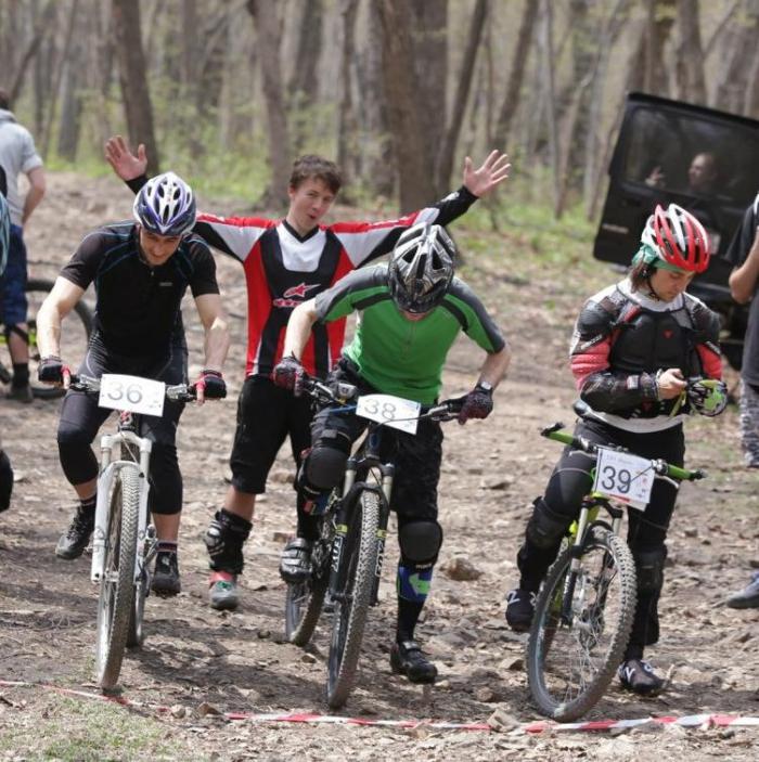 Блог им. DEN1S: Отчет с Взрослого кантри на Варяге (Владивосток)