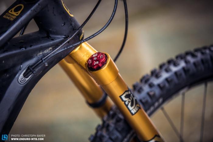 Блог им. Rude_Boy: X-Fusion Revel HLR - короткий тест от Enduro Mountainbike Magazine