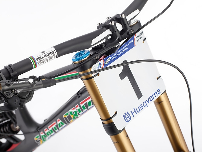 Новое железо: А вы хотите себе велосипед как у чемпиона?