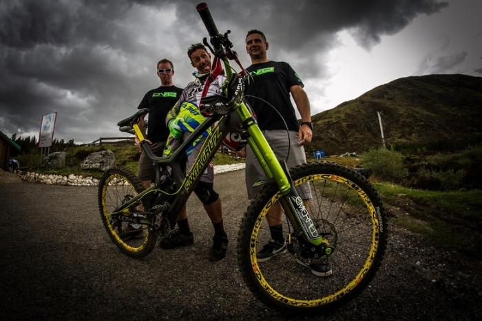 Велоиндустрия: В полку спонсоров Седрика прибыло. Встречаем новую защиту рам AMS