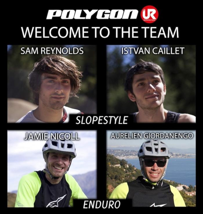 Блог им. NyanVan: Новые гонщики UR Team