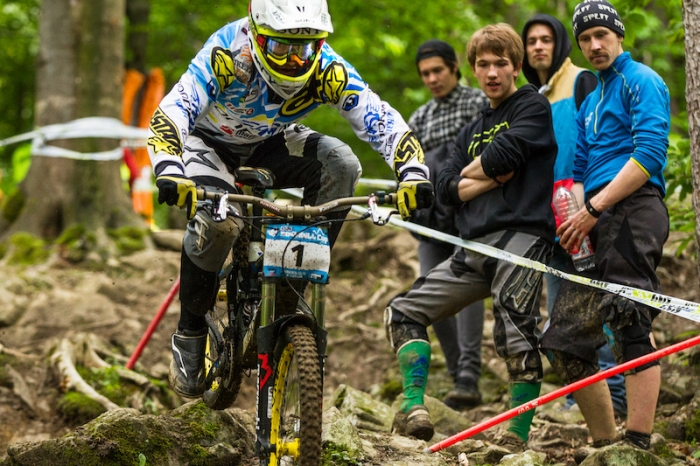 World events: Результаты гонки iXS Cup в Мариборе