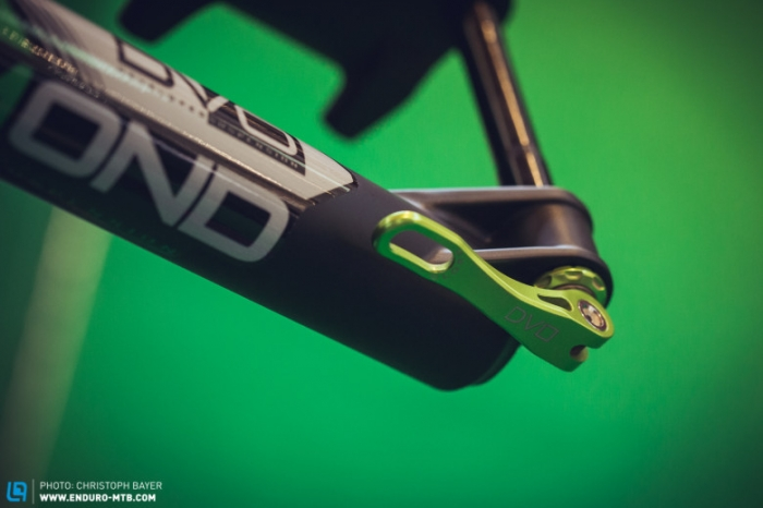 Новое железо: Eurobike 2014: DVO Diamond