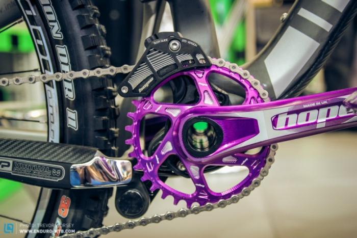 Новое железо: Eurobike 2014: Hope выпускает шатуны!