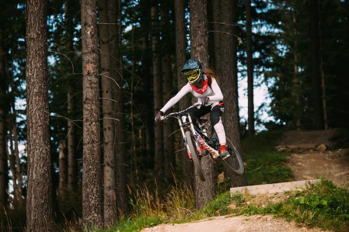 Профайлы и интервью: Девушка и велосипед - идеальное сочетание