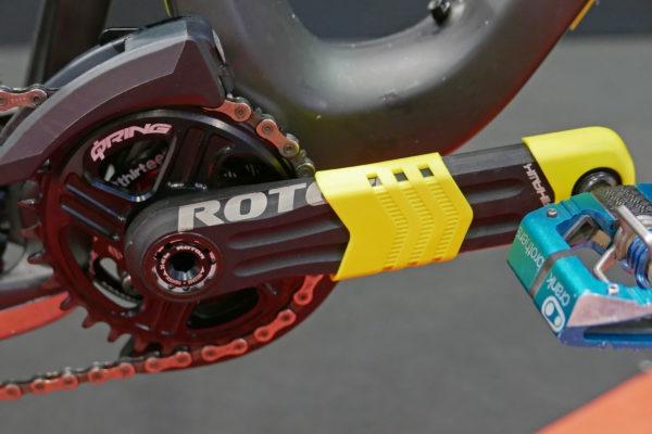 Новое железо: Eurobike 2016: Rotor показали новую модульную систему для эндуро