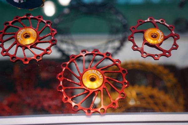 Новое железо: Eurobike 2016: Прелести от KCNC