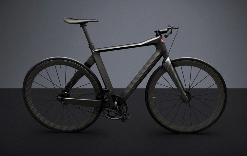 Новое железо: Bugatti создала велосипед за  000
