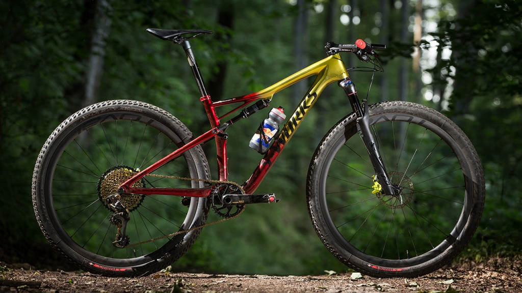 Новое железо: Specialized Epic 2018