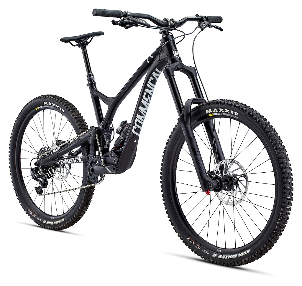 Новое железо: Commencal Supreme SX