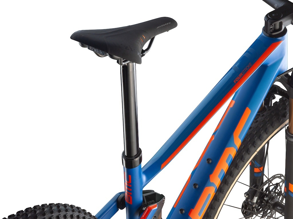 Новое железо: BMC Fourstroke 2019