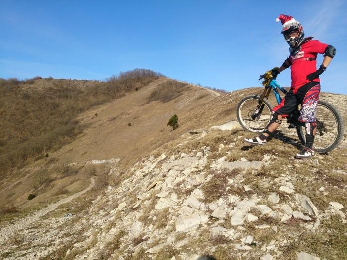 MTB 7 ветров: А как вы проводите новогодние каникулы?