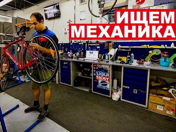 Блог им. 100sporta: Ищем механика в магазин в Москве