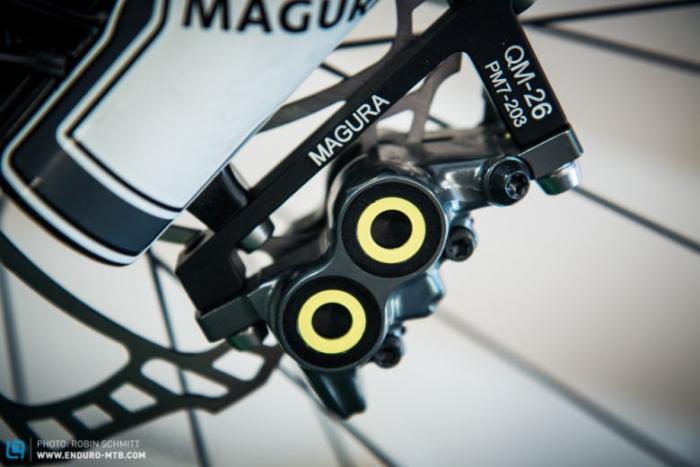 Блог им. CIX: Magura и новый тормоз на 4 поршня
