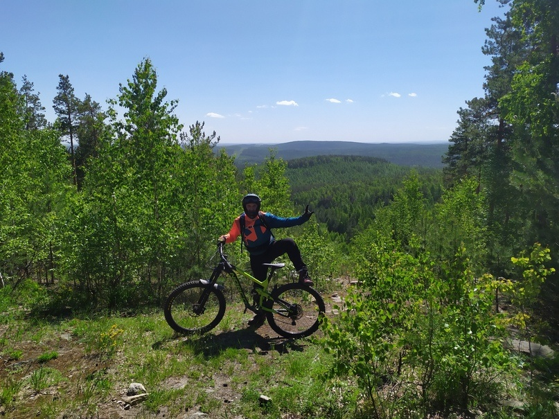Наши гонки: Кубок Екатеринбурга Mountain bike ENDURO 22 сентября 2019