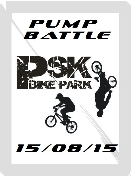 Места катания: PUMP BATTLE BPPsk 2015