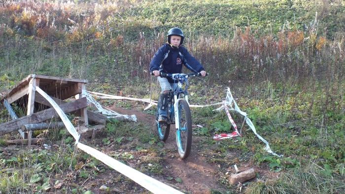 Наши гонки: Солнечный Mini DH TrailRace IX. Мальская долина. Псков