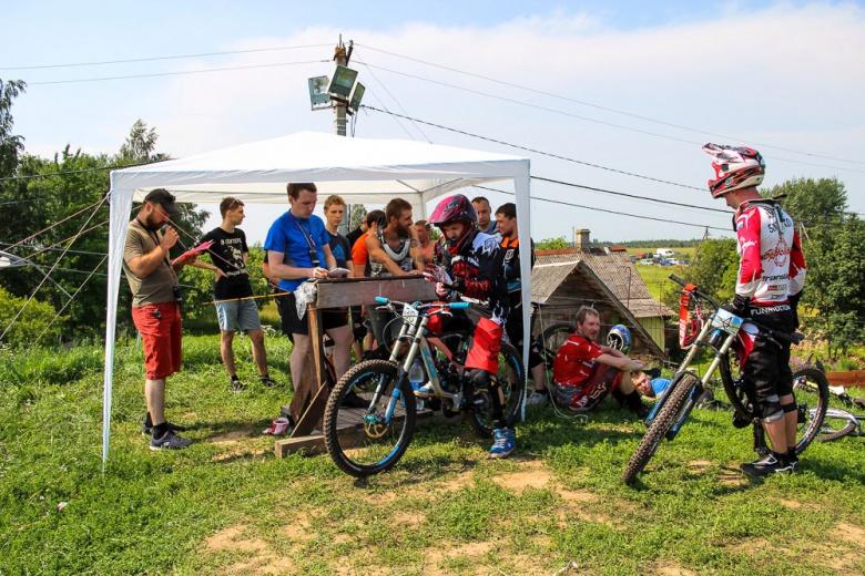 Наши гонки: Riders On The Storm... Шестой Мальской Велофестиваль. TrailRace XII, Мальская долина, г. Псков