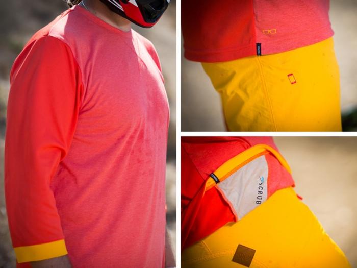 Blogger's name Aveega: Тест джерси и шорт ION из коллекции 2015 года.