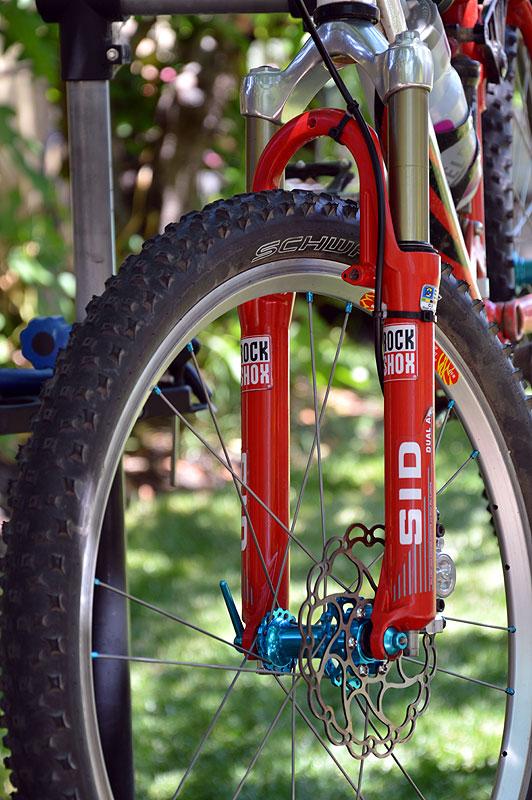 Минутка велосипедной истории  Specialized Stumpjumper FSR