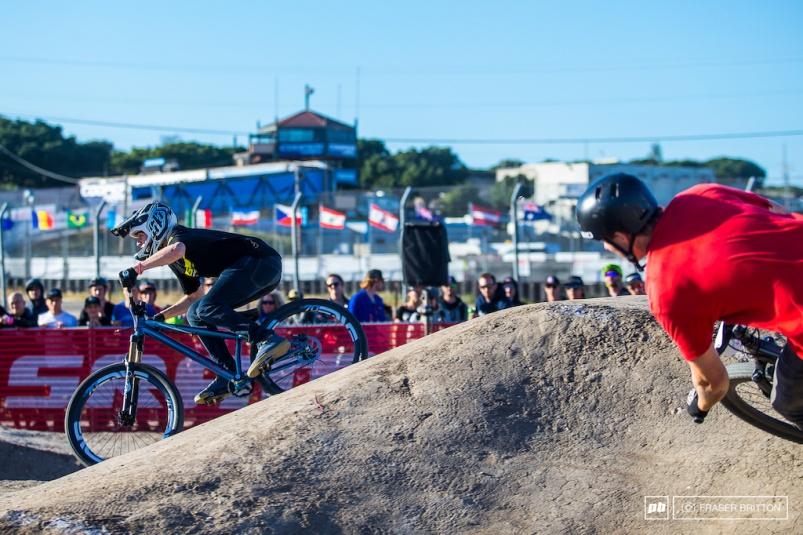 Blogger's name Aveega: Sea Otter Pump Track Challenge 2016