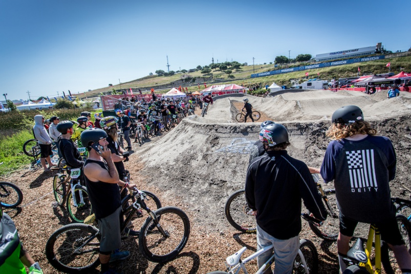 Blogger's name Aveega: Sea Otter Pump Track Challenge 2016