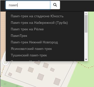 Spotmap: Шаг первый, вступительный