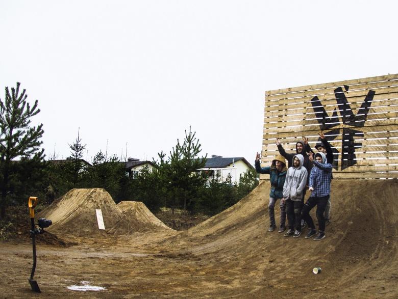 Spotmap: Лучшие Dirt споты страны