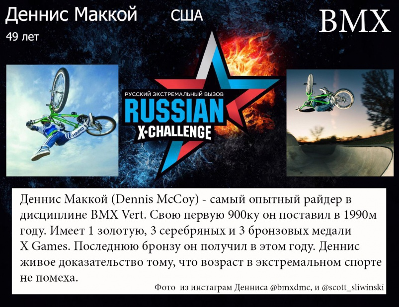 Roll All Day: RUSSIAN X-CHALLENGE