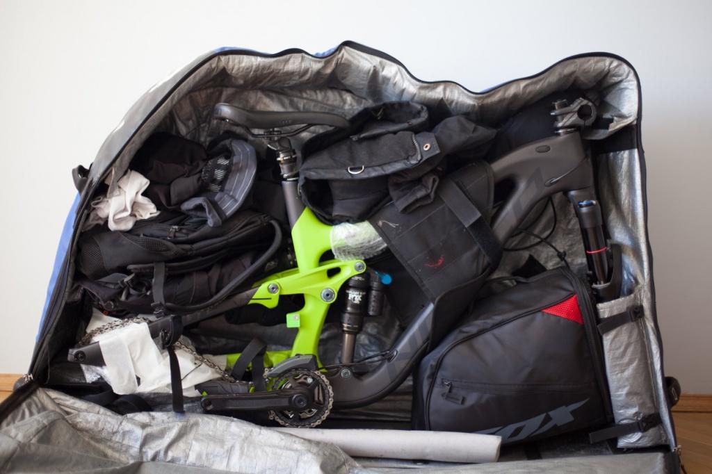 Roll All Day: Как упаковать велосипед для перевозки самолетом?
