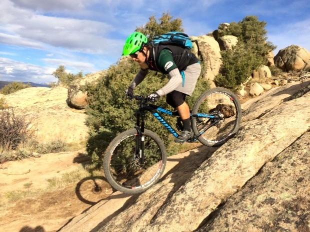 Блог компании Niner Bikes: Тест-драйв NINER WFO 9