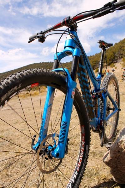 Блог компании Niner Bikes: Обзор двухподвеса Niner RIP 9 RDO