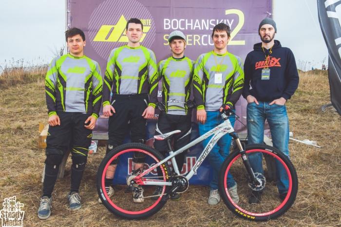 Блог компании Desporte: Очень поздний отчет. Bochanskiy SUPER cup 2