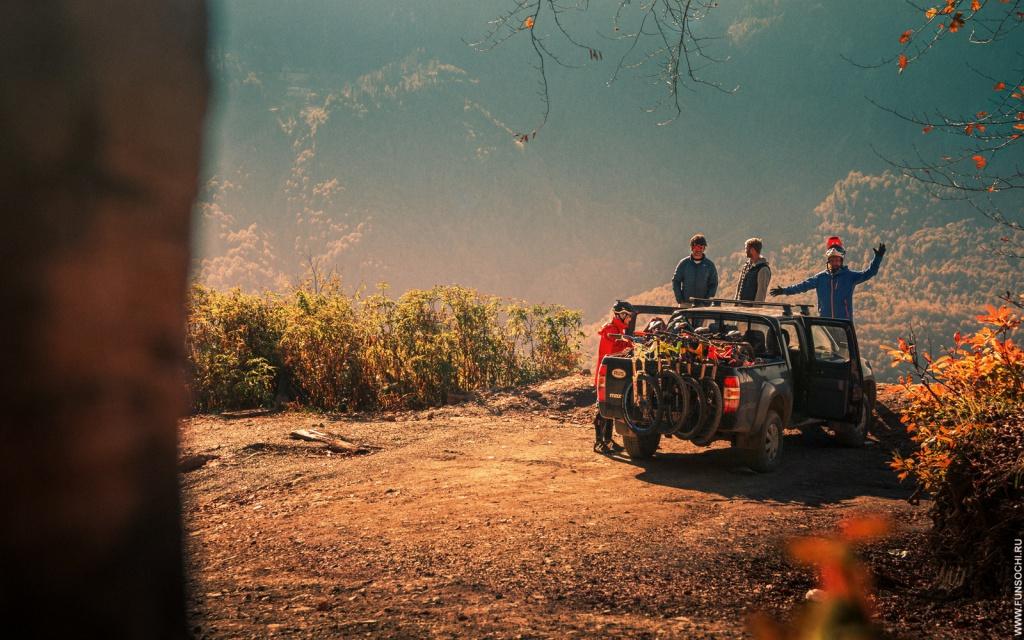 [we are] the road crew: О прошедшем сезоне в Красной Поляне от лица фотографа