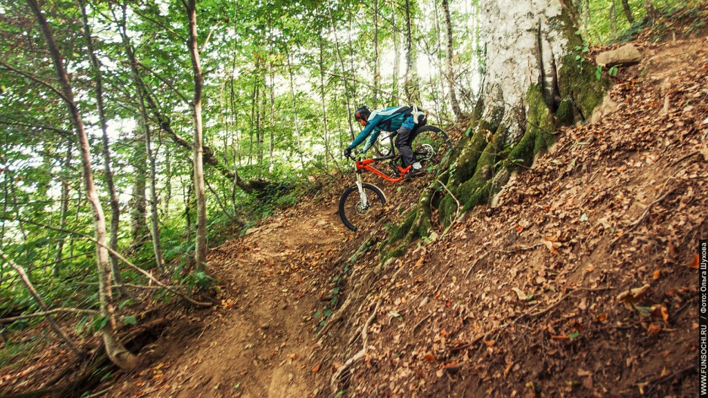 BlackBerry Gorky Bike Park