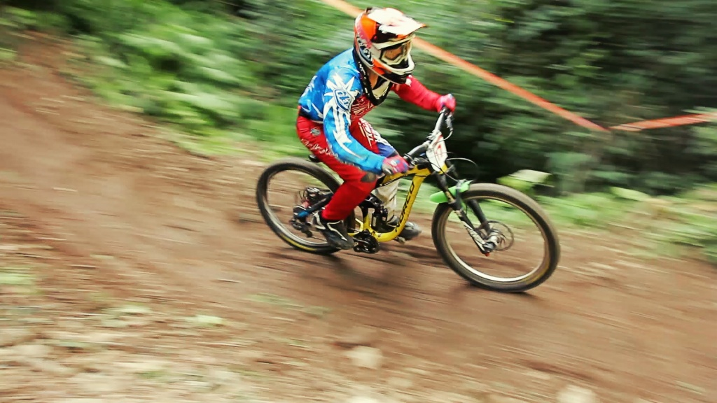 Gorky Bike Park: Видео-репортаж и результаты Кубка России Dhi 2018