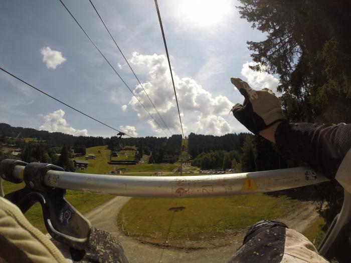 Roll All Day: Поездка в Portes Du Soleil или Как я провел это лето